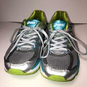 Asics GT-2000 silver Running gym shoes